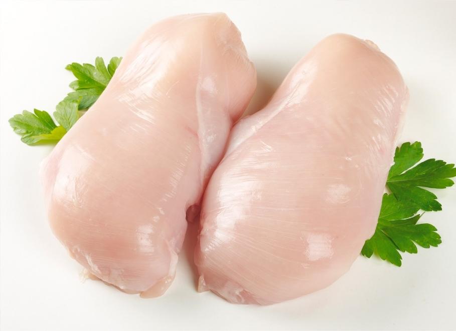 Pechugas de polllo